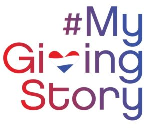 #mygivingstory